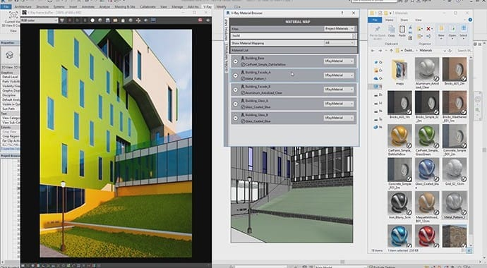 V-Ray for Revit