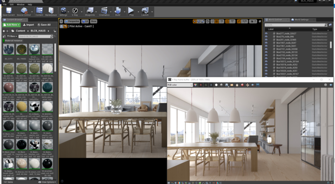 V-Ray for Unreal